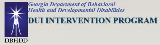 DUI Intervention Program